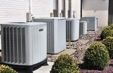 Maximizing the efficiency of your air conditioners