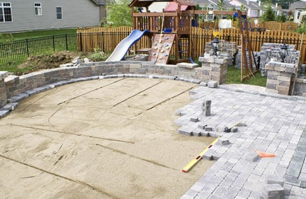 A Guide On How To Build A Paver Patio