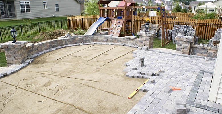 How To Prepare Soil For Paver Patio Atoosi